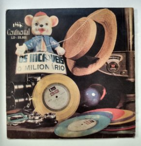 Comp - Os Incríveis – O Millionario (4 FAIXAS)