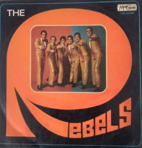 Lp - The Rebels -  The Rebels 1969
