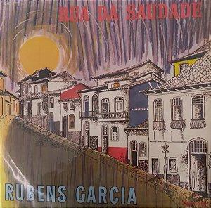 Lp- Rubens Garcia - Rua da Saudade