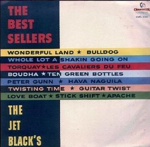 Lp - The Jet Black's - The Best Sellers - 1964