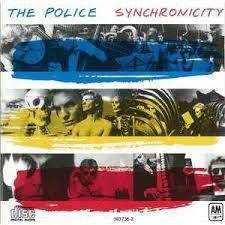 CD - The Police - Synchronicity -  IMP