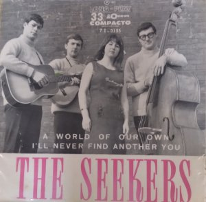 Compacto - The Seekers 1965