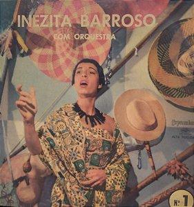Compacto - Inezita Barroso - Com Orquestra