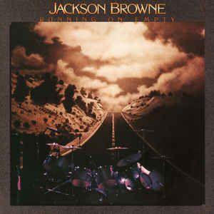 Lp - Jackson Browne – Running On Empty