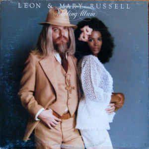 Lp - Leon & Mary Russell – Wedding Album 1976