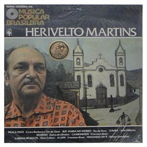 LP - Herivelto Martins (Coleção Nova História Da Música Popular Brasileira) (Vários Artistas)