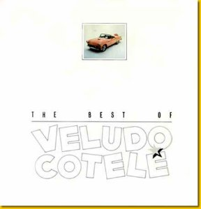 Lp - Veludo Cotelê ‎– The Best Of Veludo Cotelê