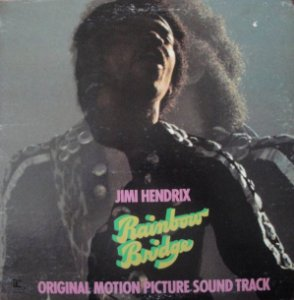 LP - Jimi Hendrix – Rainbow Bridge - Original Motion Picture Sound Track