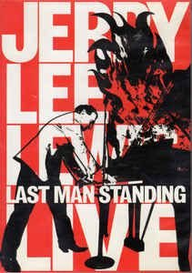 DVD - Jerry Lee Lewis Live ‎– Last Man Standing