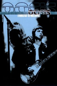 DVD - Oasis - Familiar to Millions