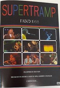 DVD - Supertramp – Madrid 1988