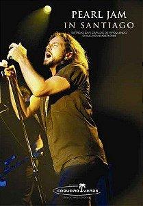 DVD - Pearl Jam – In Santiago
