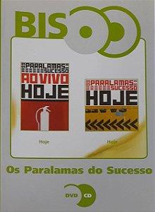 DVD - Os Paralamas Do Sucesso – Bis Hoje