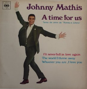COMP. - Johnny Mathis ‎– A Time For Us