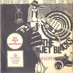 Comp - The Jet Black's ‎– Eu Era O Batman 1967
