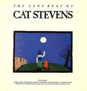 CD -  Cat Stevens - The very best of Cat Stevens