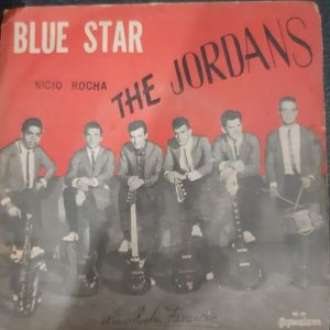 Comp - The jordans - Blue Star