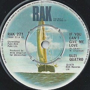 Comp. - Suzi Quatro – If You Can't Give Me Love
