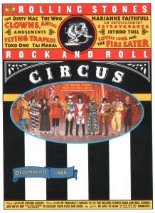 DVD - The Rolling Stones ‎– The Rolling Stones Rock And Roll Circus imp