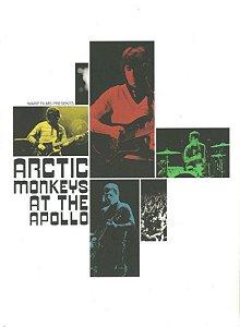 DVD Arctic Monkeys – At The Apollo - Importado (EU)