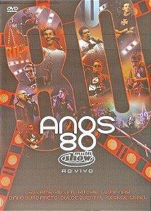 DVD Various – Anos 80 Multishow Ao Vivo