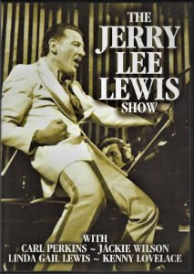 DVD Jerry Lee Lewis ‎– The Jerry Lee Lewis Show - Importado