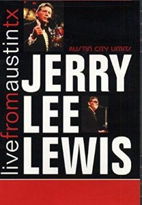 DVD Jerry Lee Lewis – Live From Austin Tx - Importado (US)