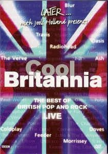 Dvd - Various – Later... With Jools Holland Presents Cool Britannia