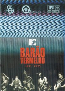 Dvd - Barão Vermelho – 1991 . 2005 (DVD Triplo) - Digipack