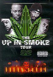 DVD - The Up In Smoke Tour (Vários Artistas)