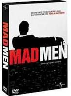 DVD - Mad Men ( Primeira Temporada Completa) - DVD Quádruplo
