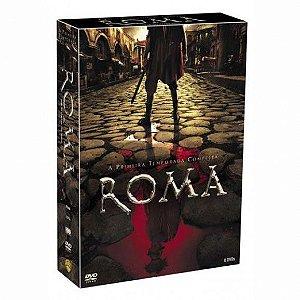 DVD - BOX Rome - 1ª Temporada Completa (Dvd quíntuplo)