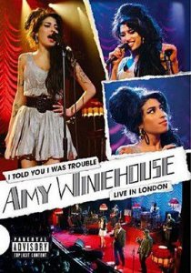 DVD - Amy Winehouse – I Told You I Was Trouble - Live In London (Digipack)
