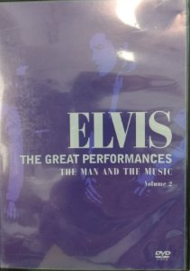 DVD - Elvis The Great Performances - Volume 2