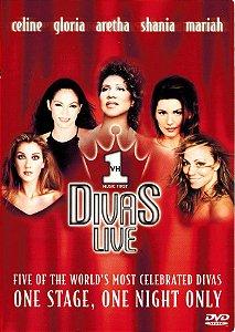 DVD - Divas – VH1 Divas Live (IMP)