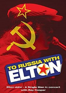 DVD - Elton John ‎– To Russia With Elton