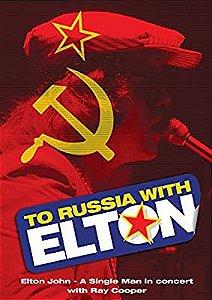 DVD - Elton John – To Russia With Elton