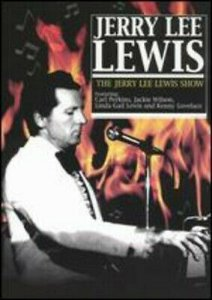 DVD - Jerry Lee Lewis - The Jerry Lee Lewis Show - Importado