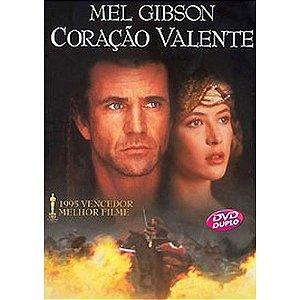DVD - Coração Valente (Dvd duplo)