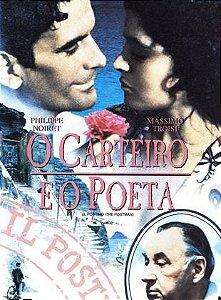 DVD - O Carteiro e O Poeta (Lacrado)