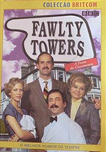 DVD - Fawlty Towers - A Festa de Casamento .