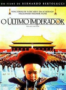 DVD - O ÚLTIMO IMPERADOR