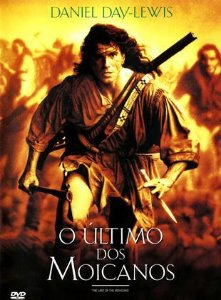 DVD - O ÚLTIMO DOS MOICANOS