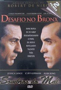 Dvd - Desafio no Bronx / Sombras do Mal