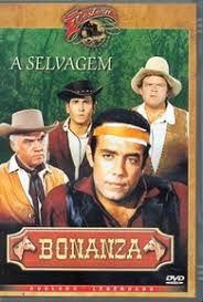 DVD - BONANZA - A SELVAGEM