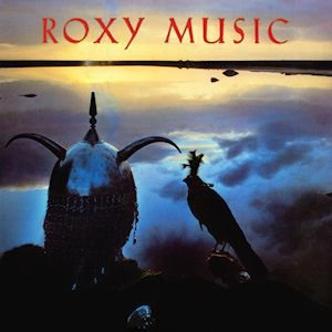 Lp - Roxy Music ‎– Avalon