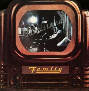 Lp - Family – Bandstand 1972 IMP