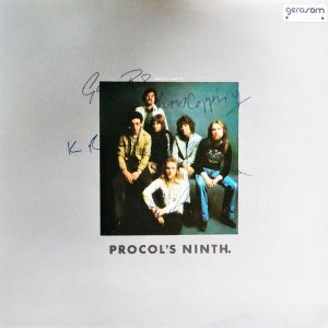 LP - Procol Harum – Procol's Ninth