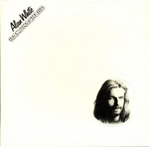 LP - Alan White – Ramshackled - Importado (US)