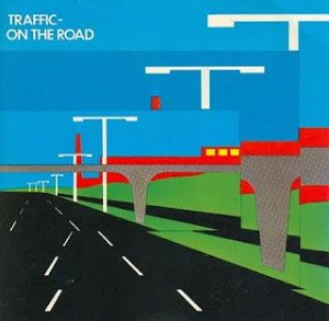 LP ‎– Traffic ‎– On The Road (Duplo)